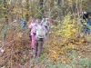 Bányamanók a somogyi bányászemlékhelyeknél